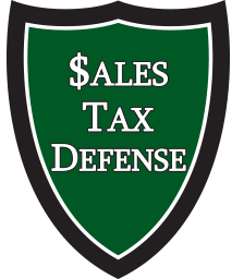 Sales TaxDefense