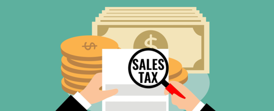 What To Do If You Already Have A Sales Tax Problem